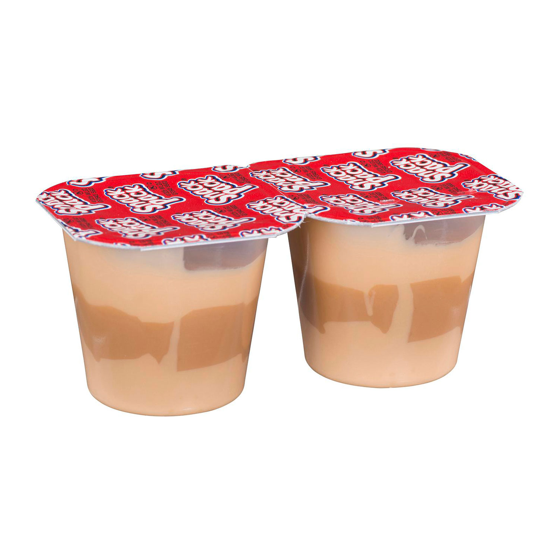 Toffee Caramel Dessert Snack