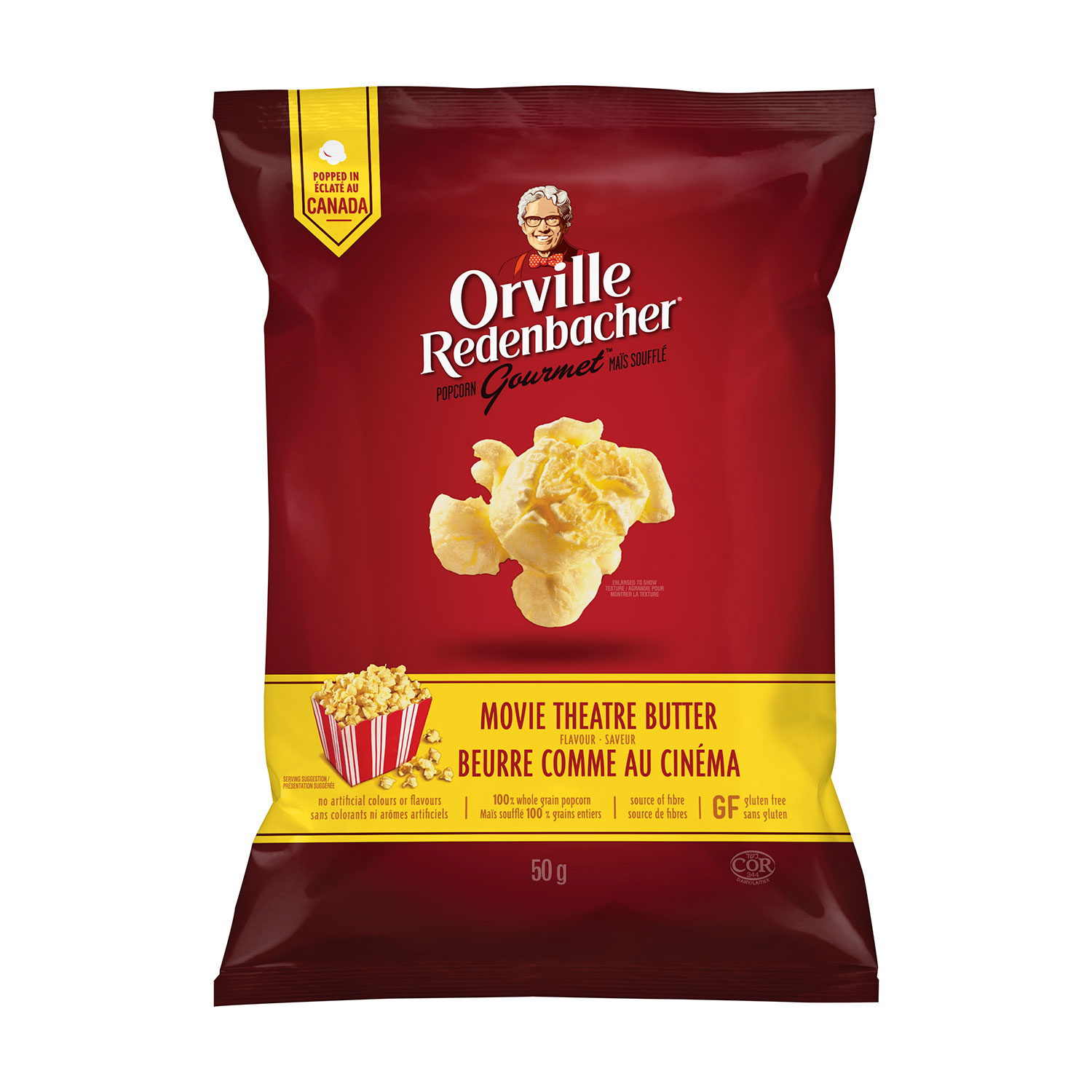 Movie Theatre Butter RTE Single Serve