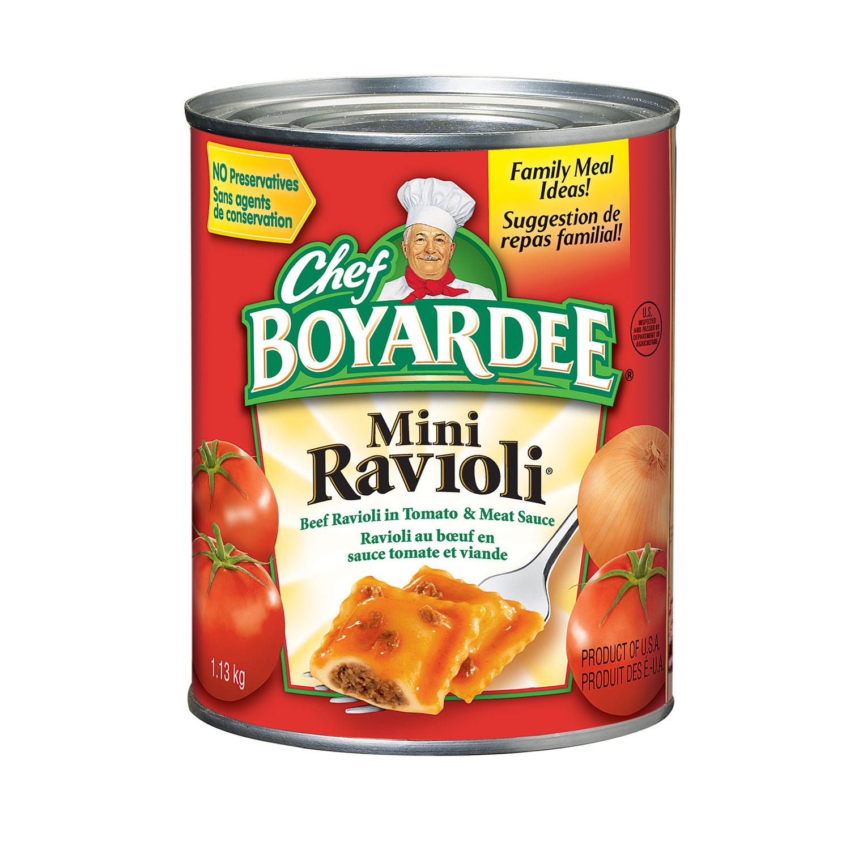 Mini Ravioli 1.13kg