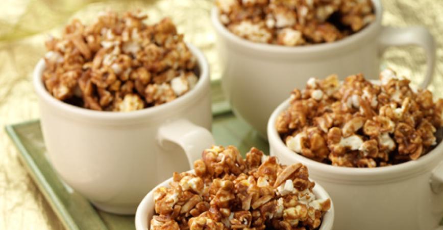 Mocha Almond Crunch
