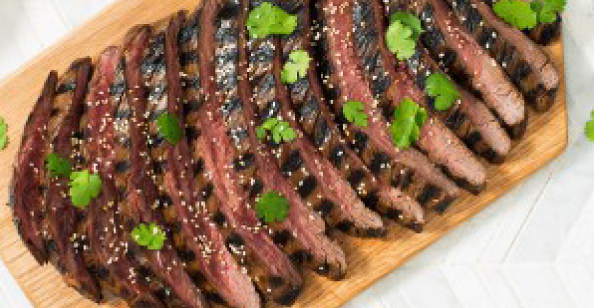 Soya_Sauce_Marinated_Flank_Steak