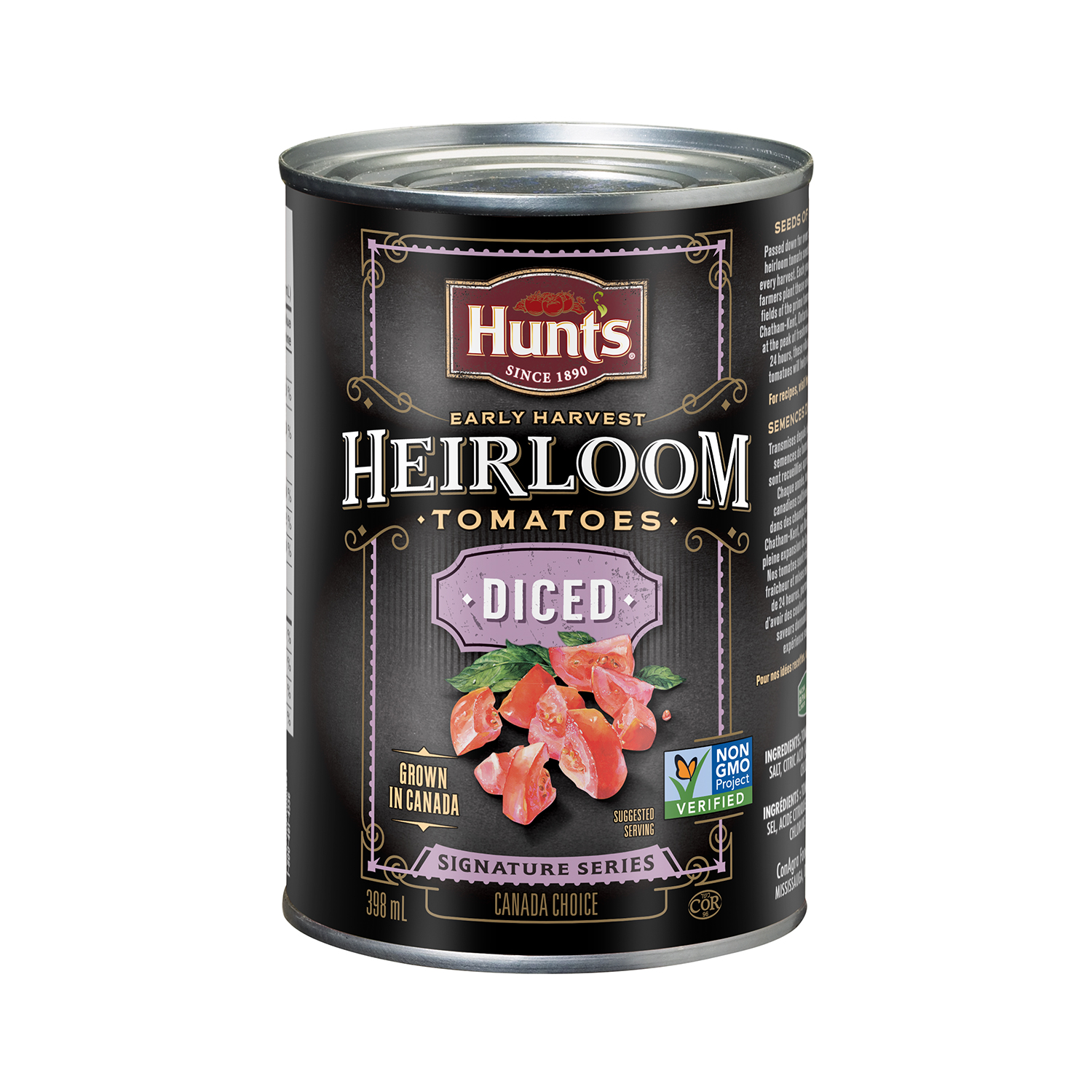 Heirloom Diced Tomatoes